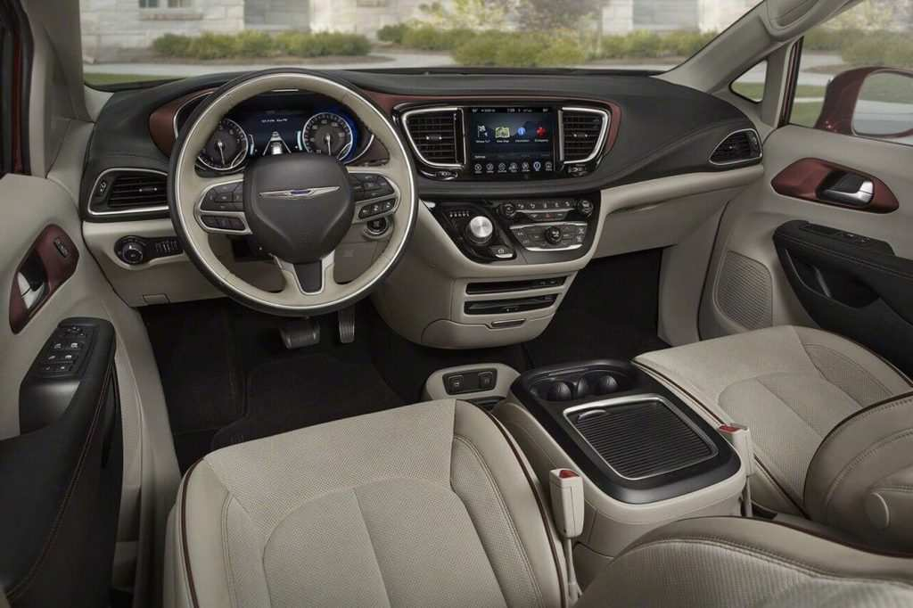 38 The Best 2020 Chrysler Town Country New Review