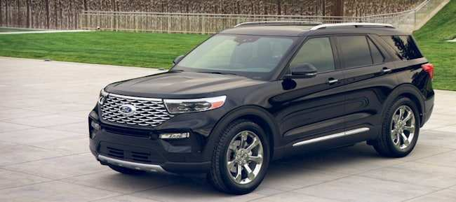 38 The Best 2020 Ford Explorer Sports Review And Release Date