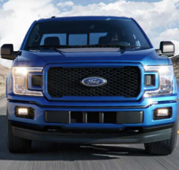 38 The Best 2020 Ford F 150 Concept