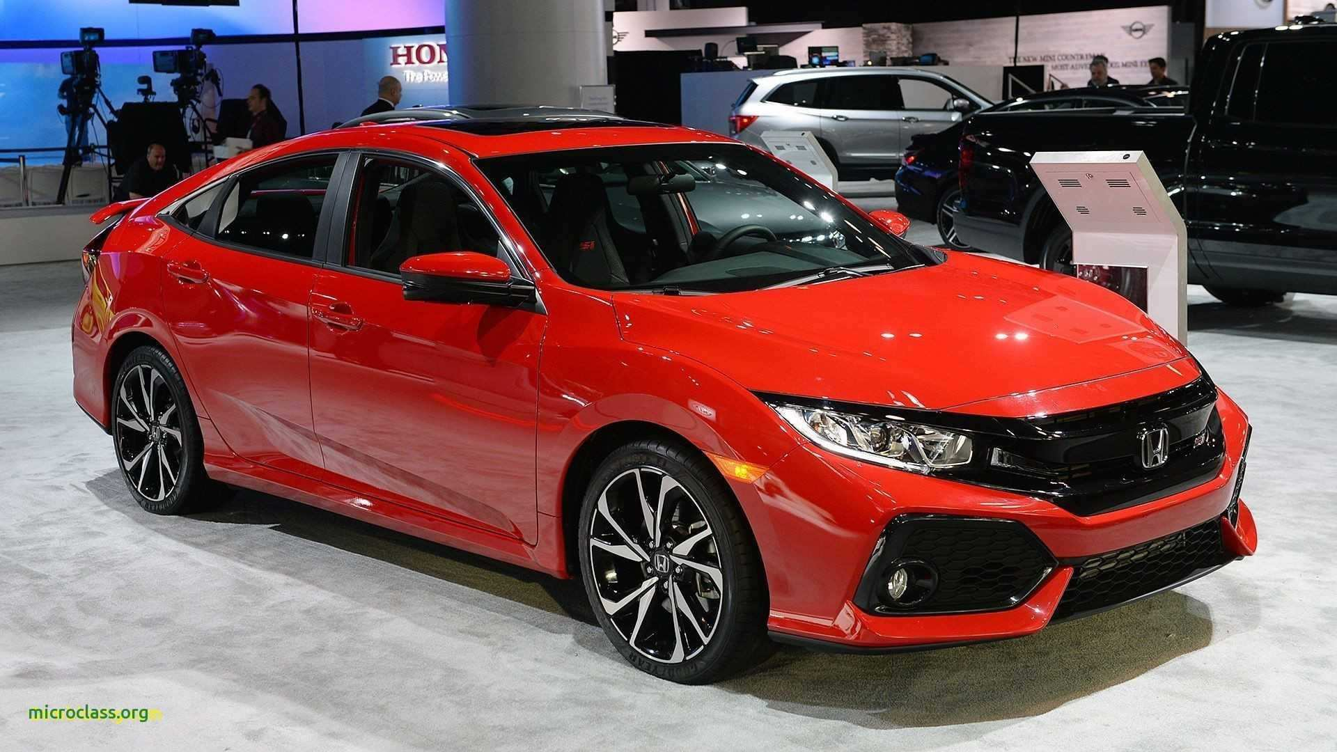 38 The Best 2020 Honda Civic Si History
