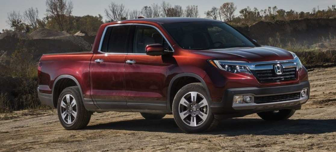 38 The Best 2020 Honda Ridgeline Pickup Truck Specs And Review