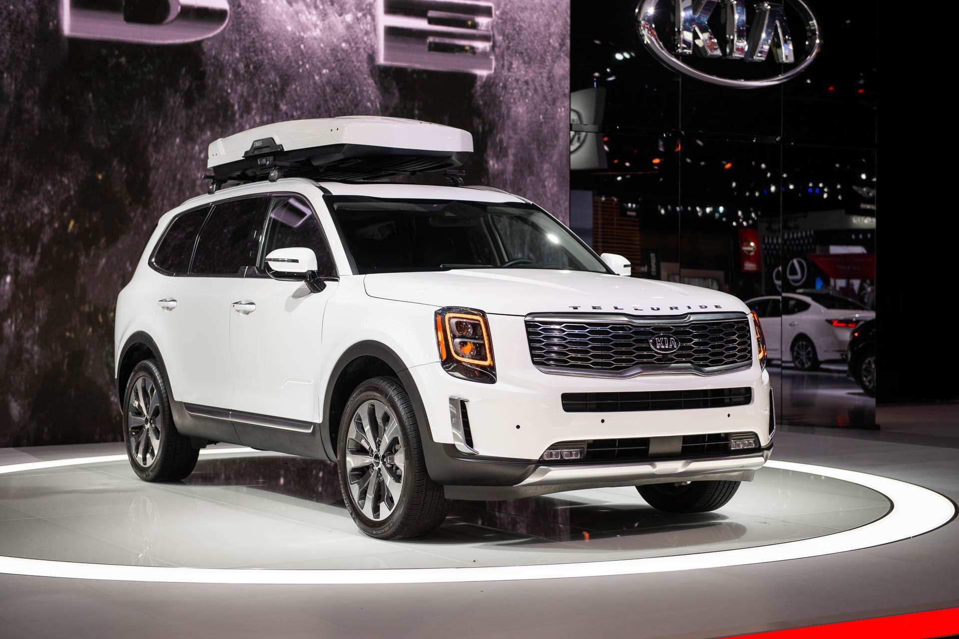 38 The Best 2020 Kia Telluride Images Engine