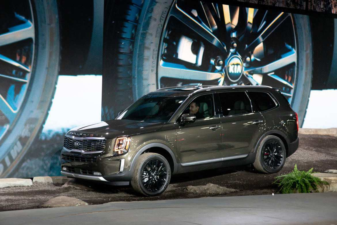 38 The Best 2020 Kia Telluride Warranty Release Date And Concept
