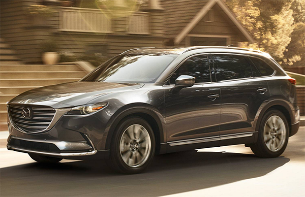 38 The Best 2020 Mazda CX 9 Exterior And Interior