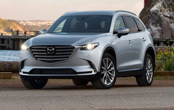 38 The Best 2020 Mazda CX 9 Redesign And Concept