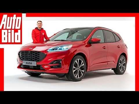 38 The Best Ford Kuga 2020 Review Performance