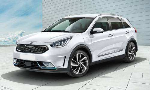 38 The Best Kia 2019 Hybrid Exterior