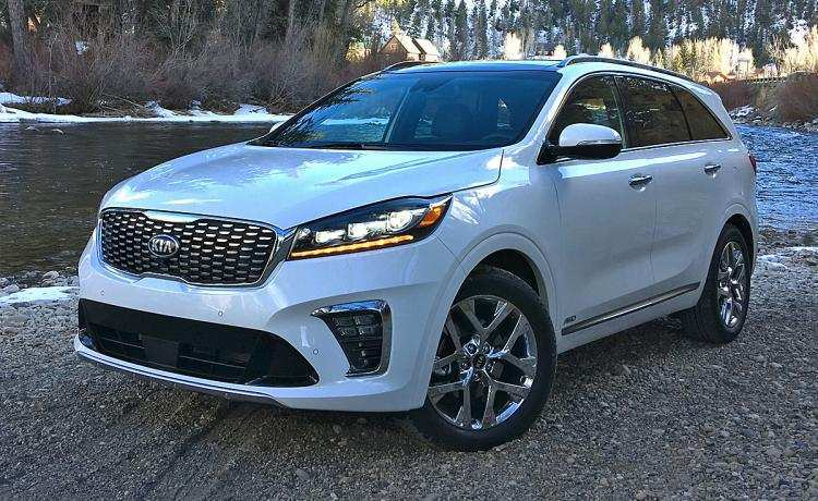 38 The Best Kia Sorento 2019 White History