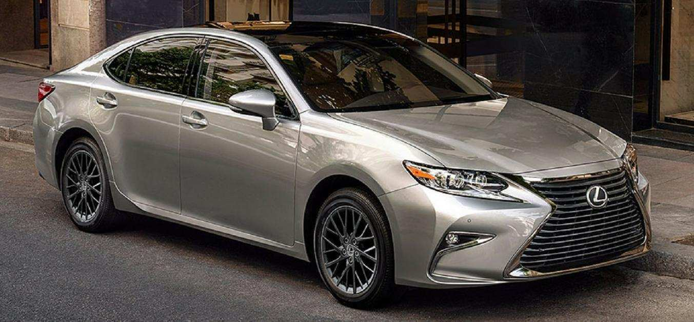 38 The Best Lexus Sedan 2020 Interior