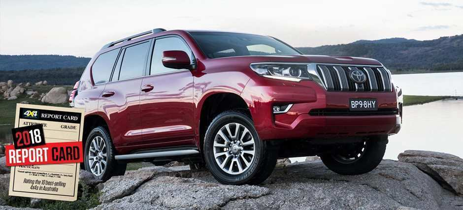 38 The Best Toyota Prado 2019 Australia Performance And New Engine