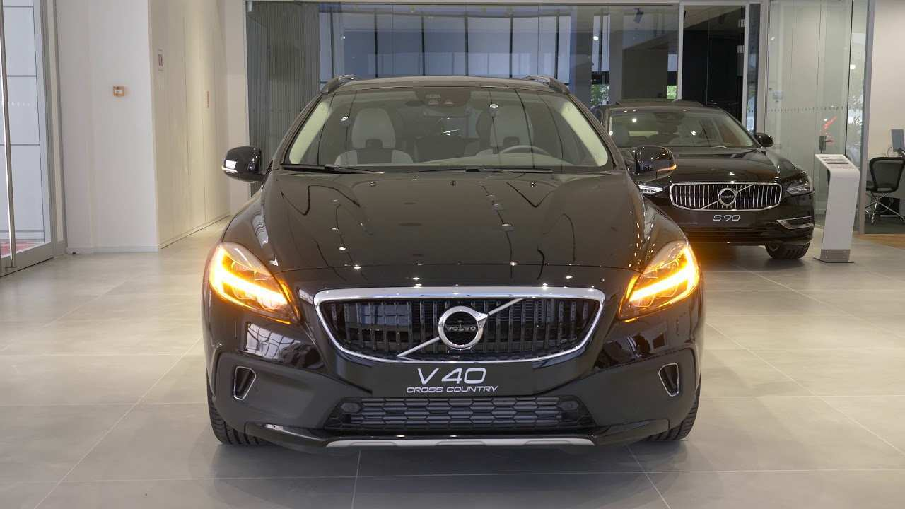 38 The Best Volvo V40 2019 Interior New Review