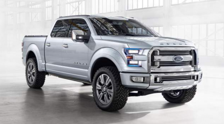 38 The Ford Atlas 2020 Style
