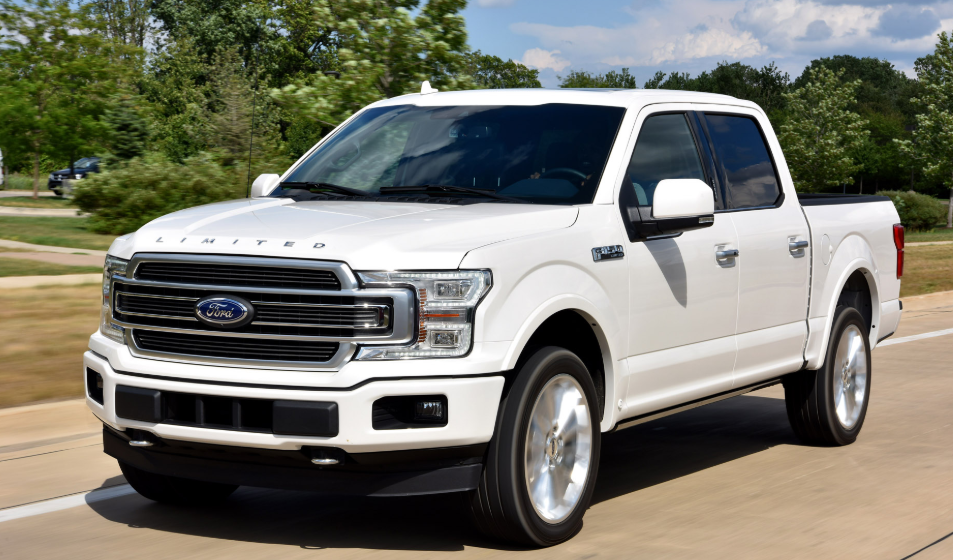 38 The Ford Limited 2020 Price