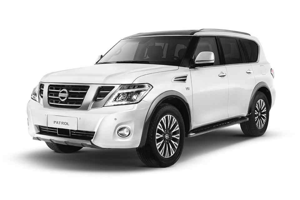 38 The New Nissan Patrol 2019 Overview