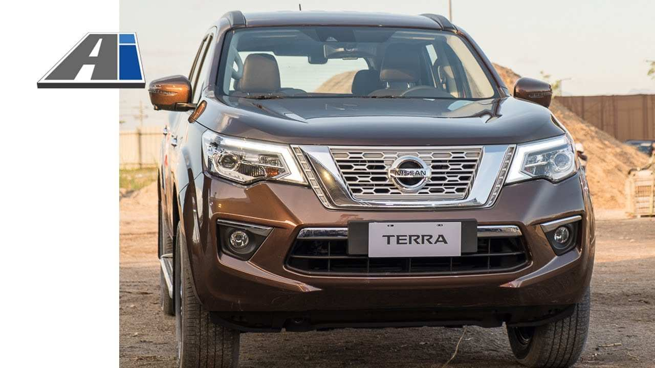 38 The Nissan Terra 2019 Philippines Specs