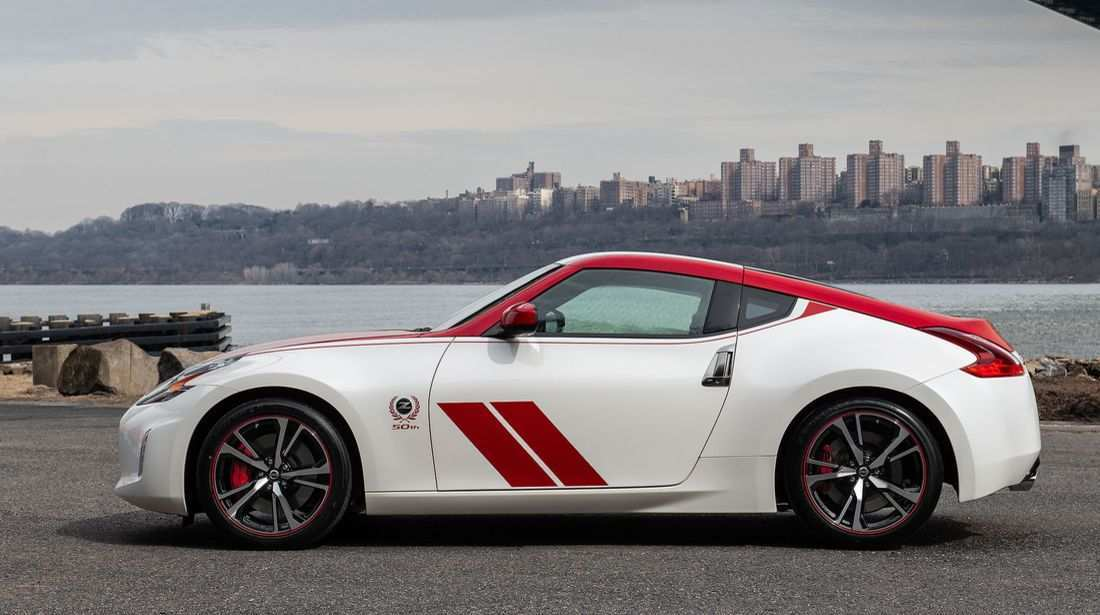38 The Nissan Z Series 2020 Prices