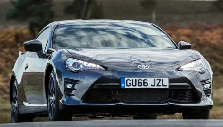 38 The Toyota Gt86 2020 Redesign And Concept
