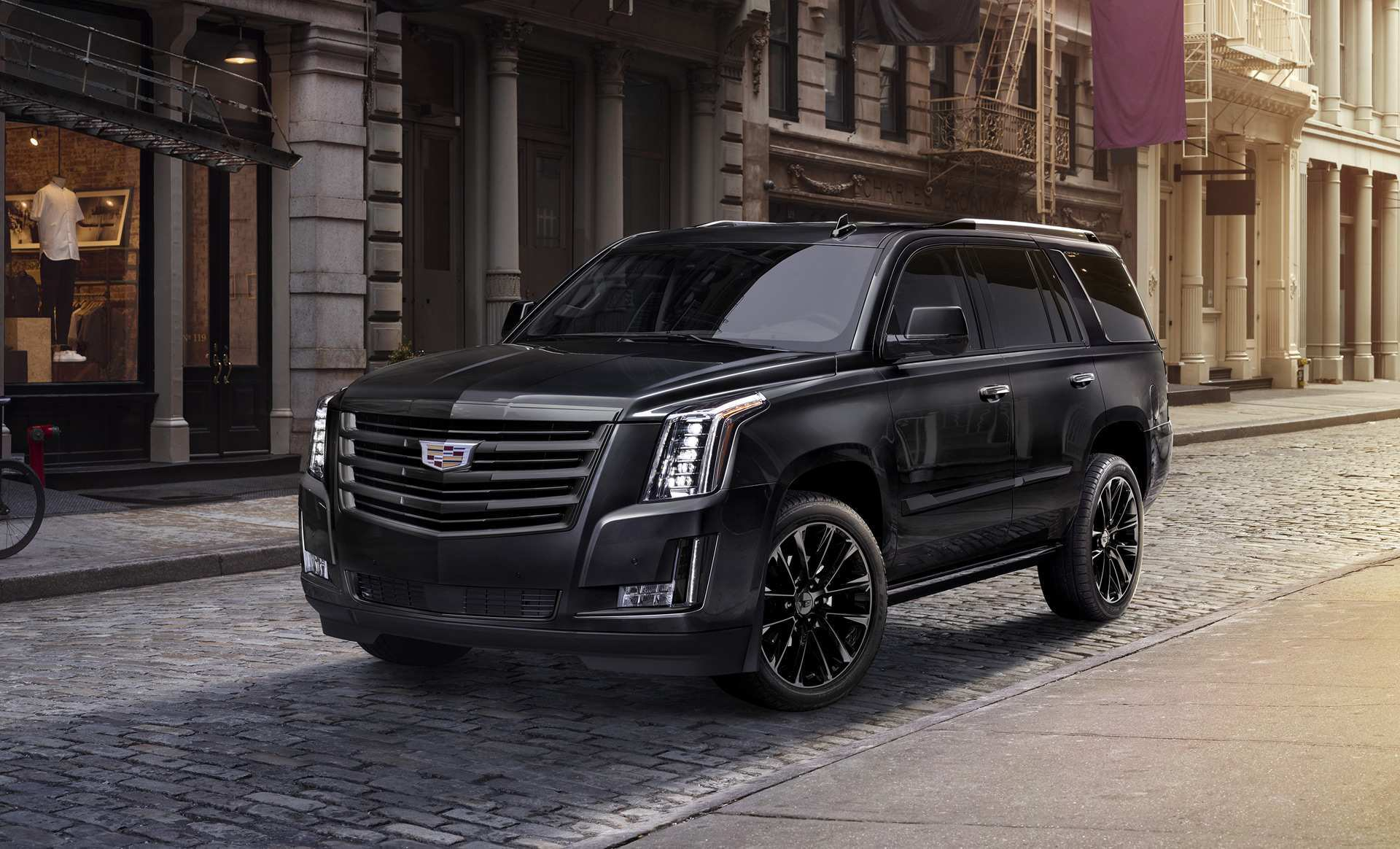 39 A 2019 Cadillac Escalade Review