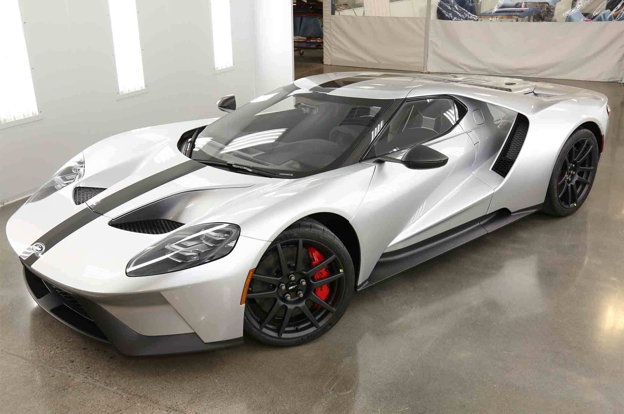 39 A 2019 Ford GT40 Reviews
