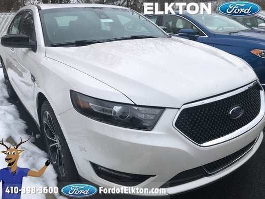 39 A 2019 Ford Taurus Sho Spesification