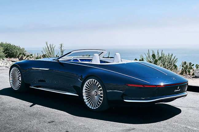 39 A 2019 Mercedes Maybach 6 Cabriolet Price Redesign And Concept