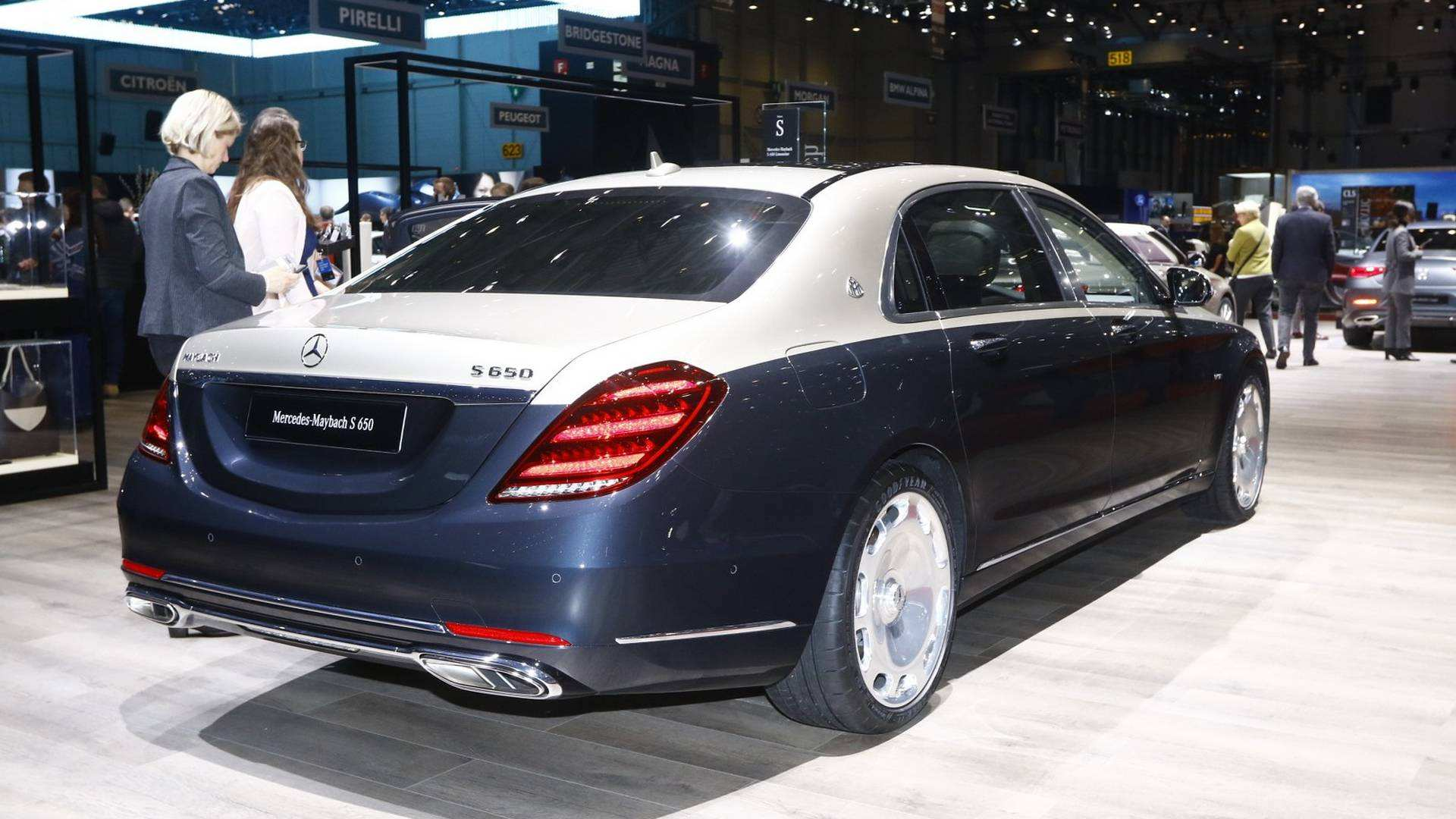 39 A 2019 Mercedes Maybach S650 Redesign And Review