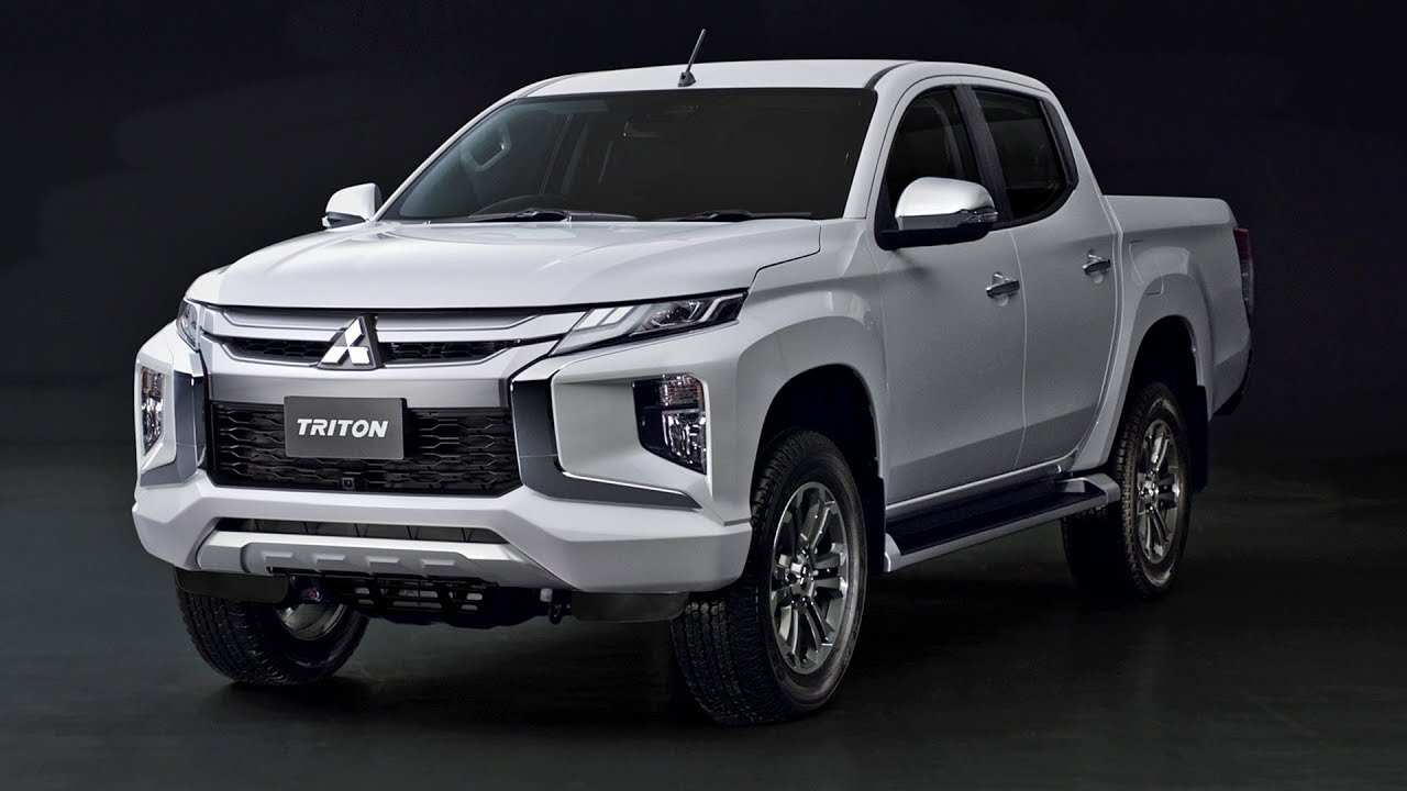39 A 2019 Mitsubishi L200 Exterior And Interior