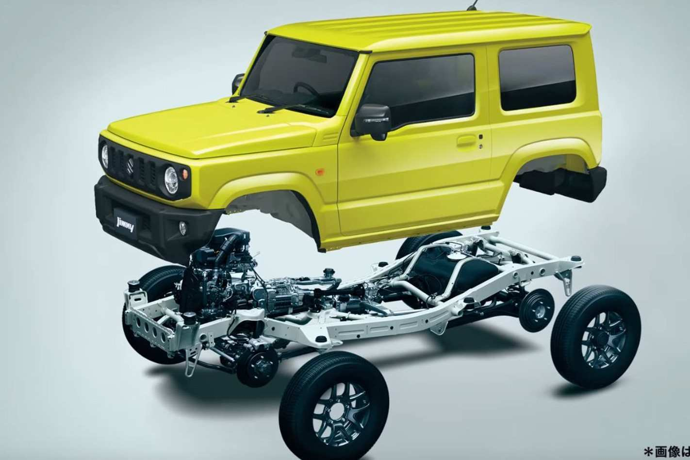39 A 2019 Suzuki Jimny Model Specs and Review