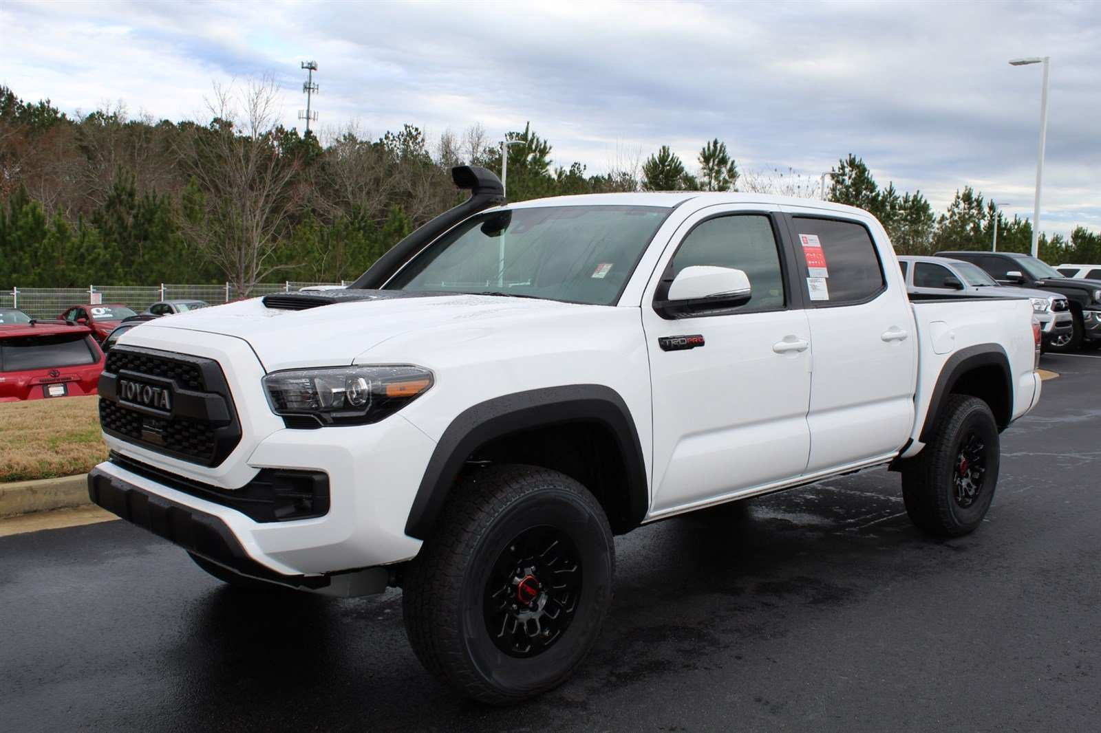39 A 2019 Toyota Tacoma New Concept