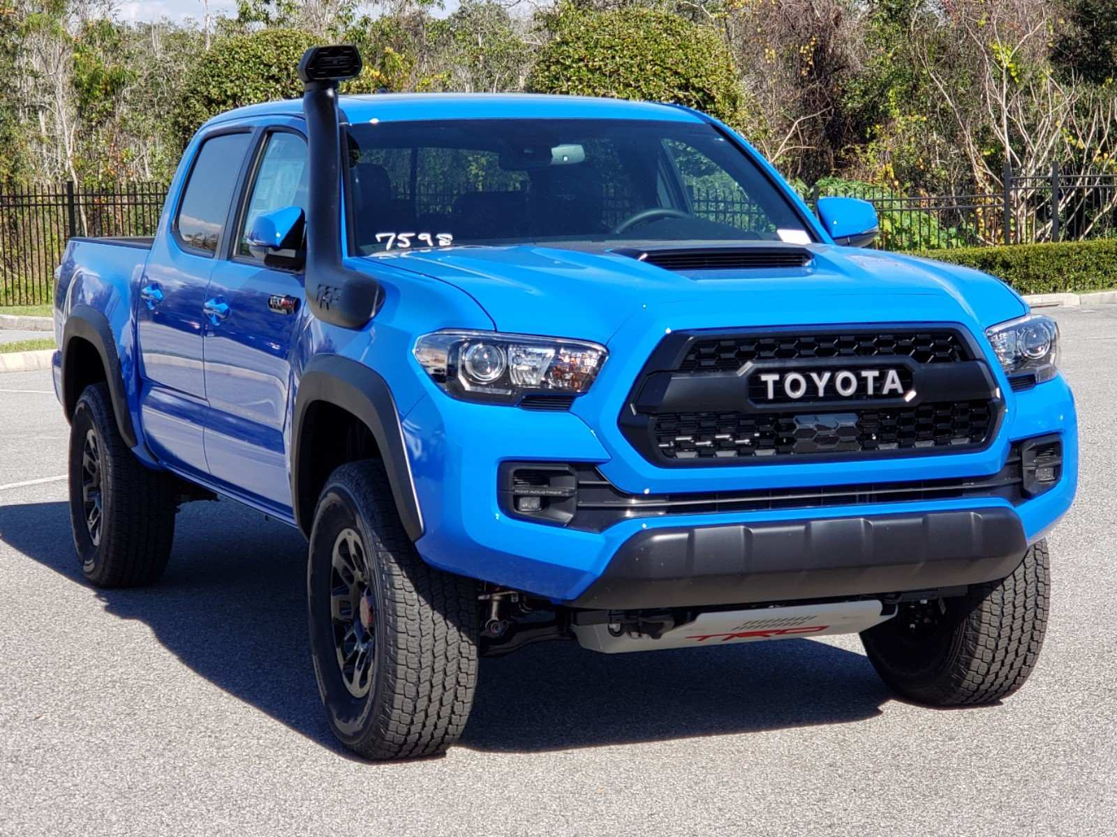 39 A 2019 Toyota Tacoma Price And Review