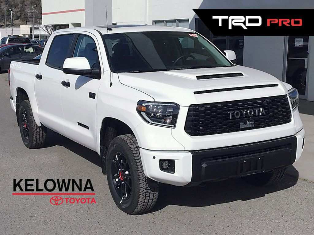 39 A 2019 Toyota Tundra Trd Pro Ratings