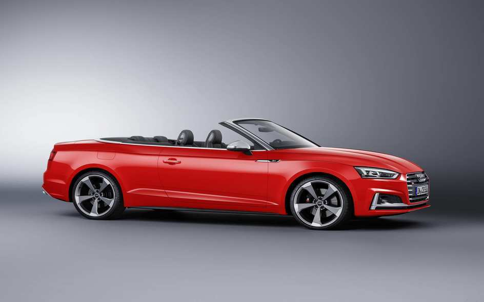 39 A 2020 Audi S5 Cabriolet Ratings