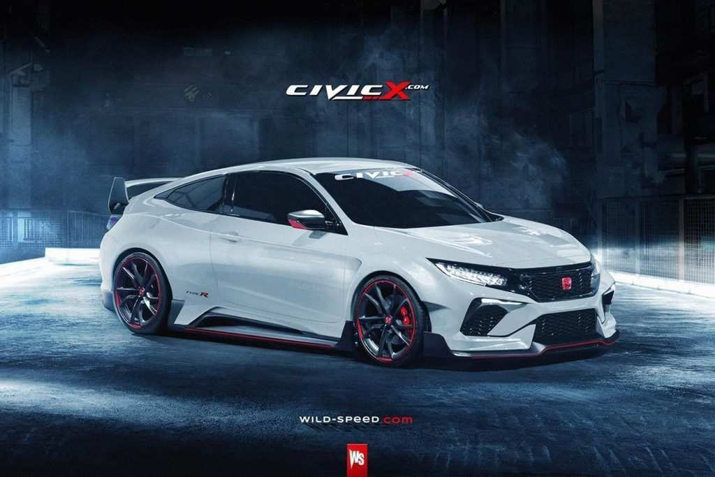 39 A 2020 Honda Civic Si Type R New Concept
