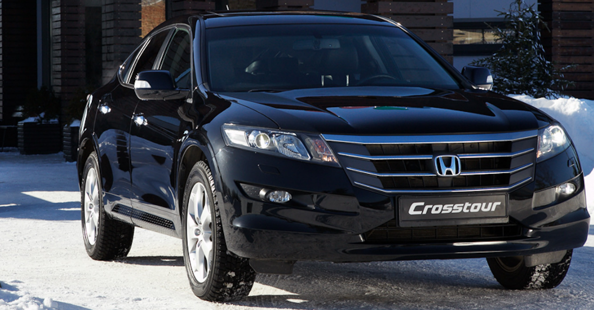 39 A 2020 Honda Crosstour Picture