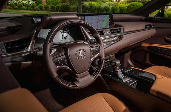 39 A 2020 Lexus ES 350 Performance And New Engine