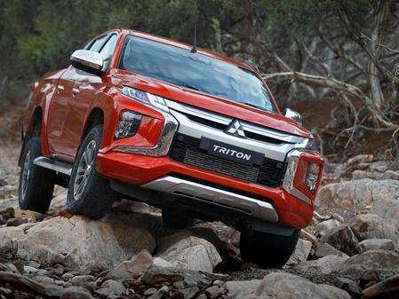 39 A 2020 Mitsubishi L200 Prices