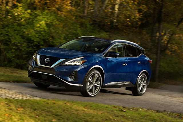 39 A 2020 Nissan Murano Specs And Review