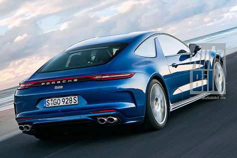 39 A 2020 The Porsche Panamera Concept And Review