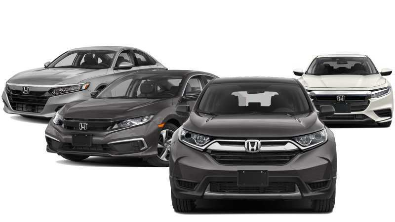 39 A Honda Models 2020 Overview