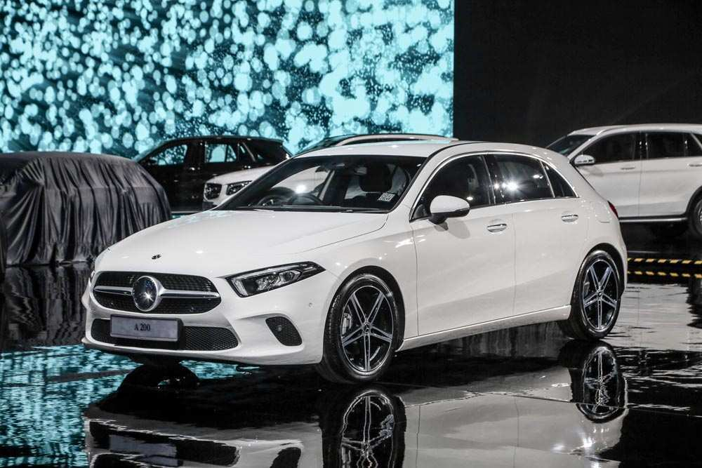 39 A Mercedes 2019 Malaysia Price And Release Date