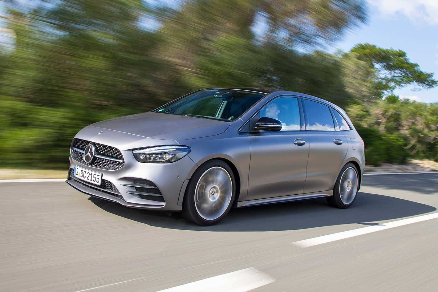 39 A Mercedes B Class 2019 Redesign And Concept