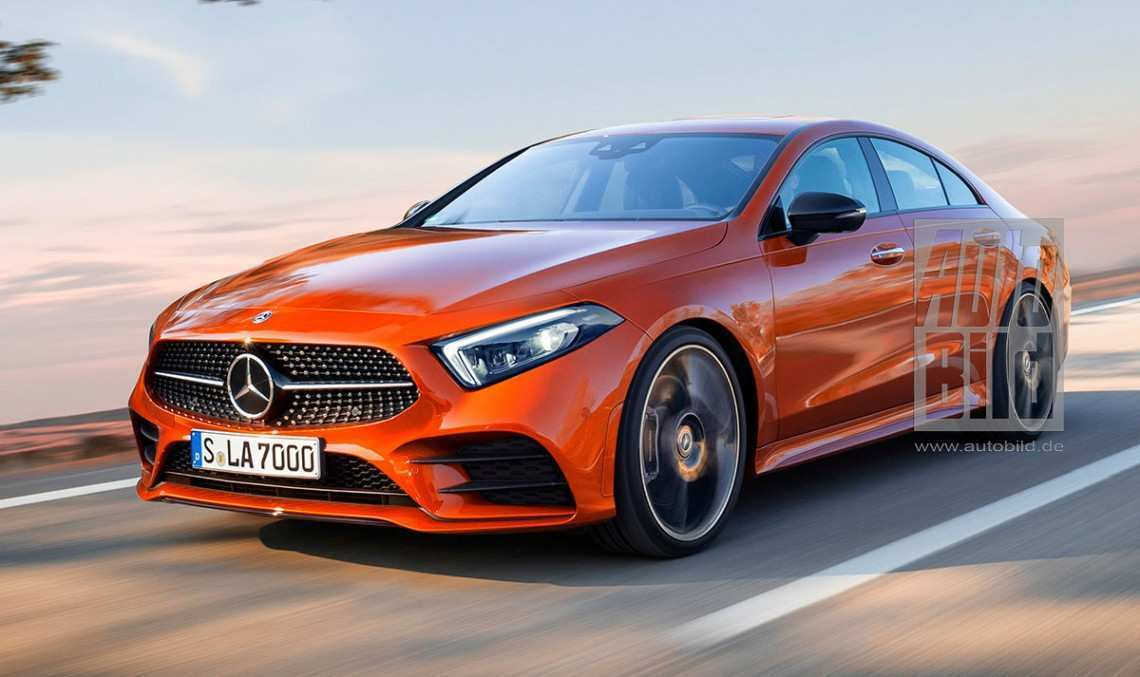 39 A New Mercedes 2019 Release
