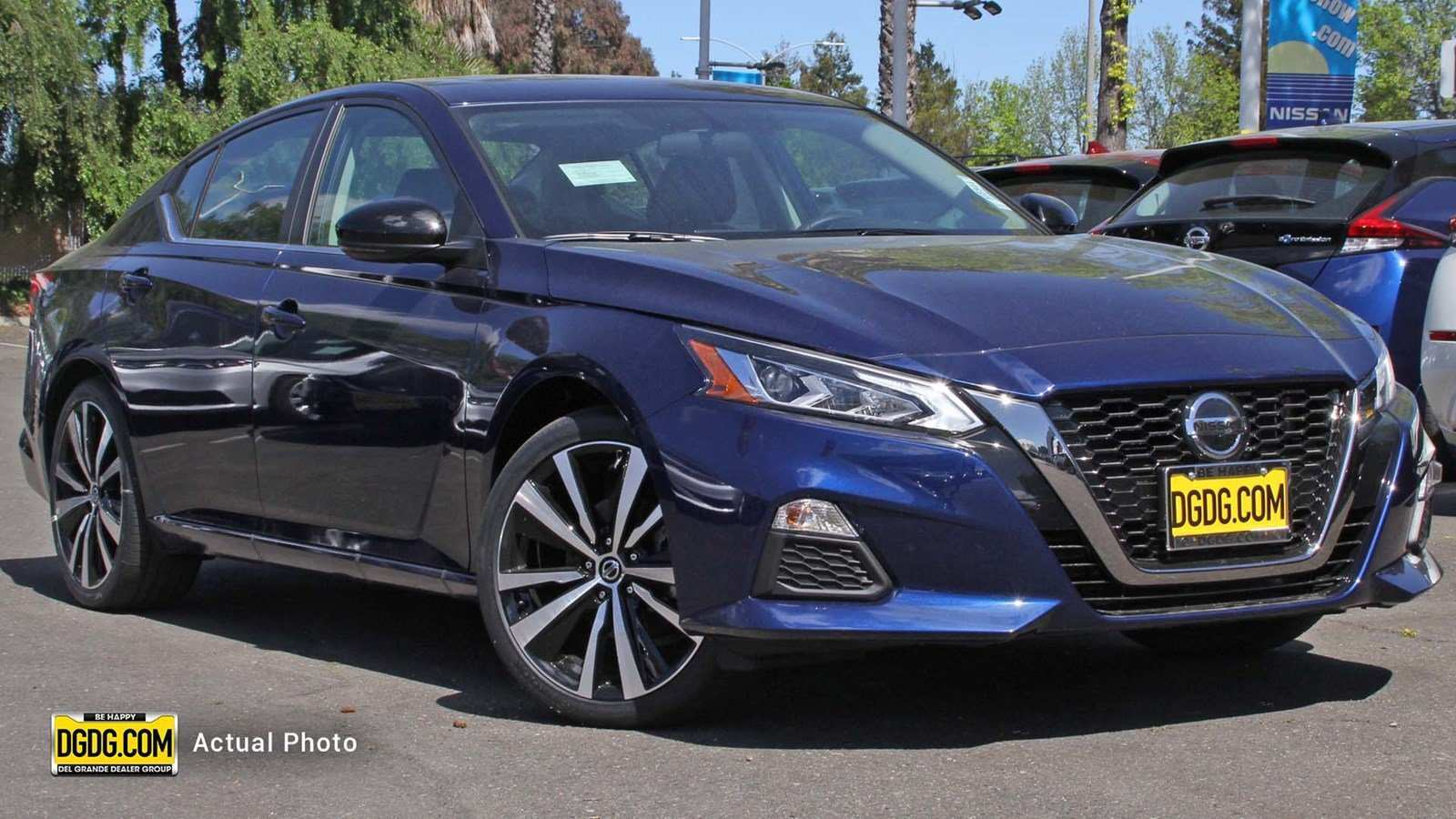 39 A Nissan Altima 2019 Performance
