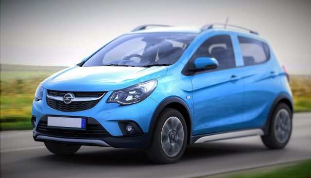 39 A Opel Karl Rocks 2020 Photos