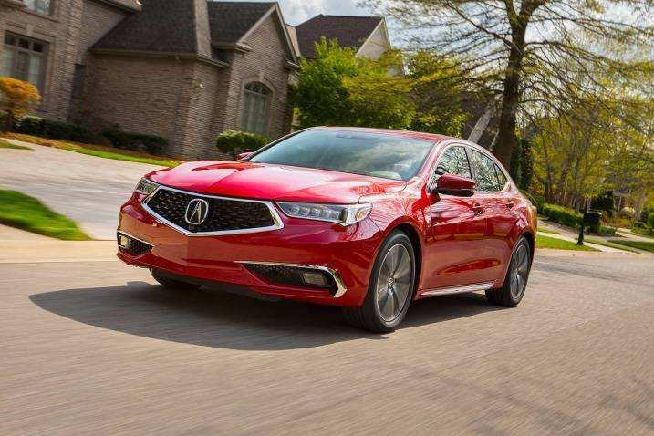 39 All New 2019 Acura ILX First Drive