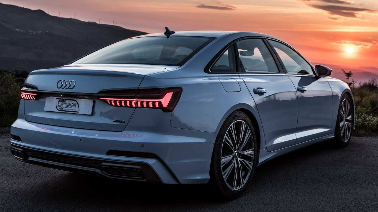 39 All New 2019 Audi A6 Redesign