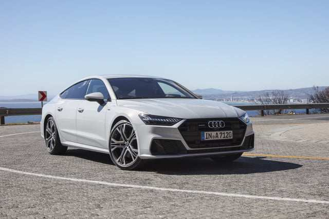 39 All New 2019 Audi A7 Release Date And Concept
