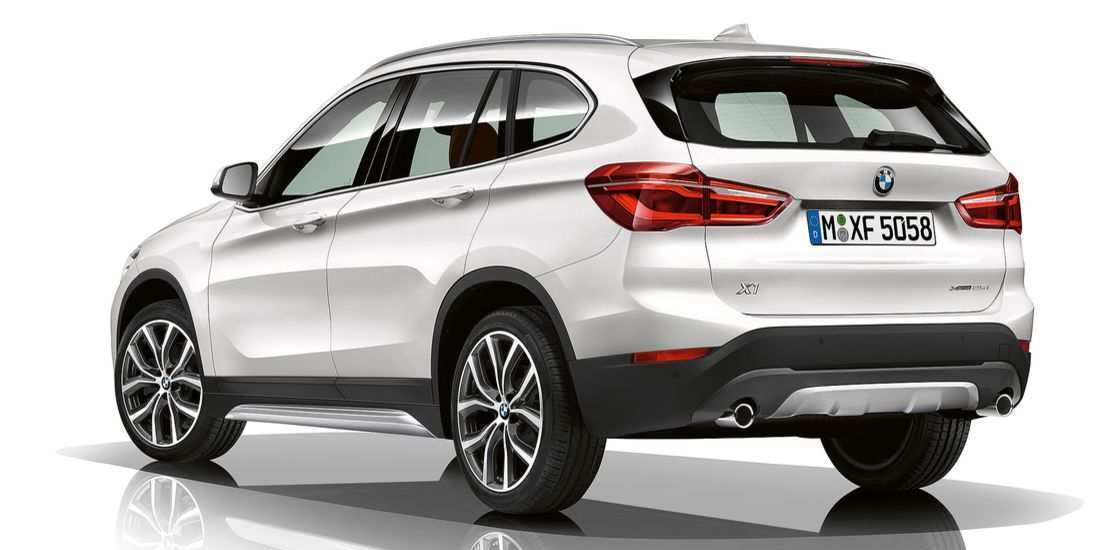 39 All New 2019 BMW X1 Picture