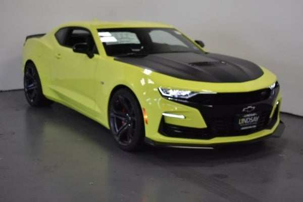 39 All New 2019 Chevrolet Camaro Spy Shoot