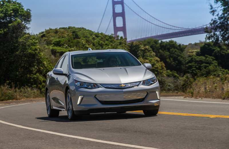 39 All New 2019 Chevrolet Volt New Concept